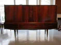 Nordic sideboard in rosewood. Nordic furniture. Vintage furniture. Classical…