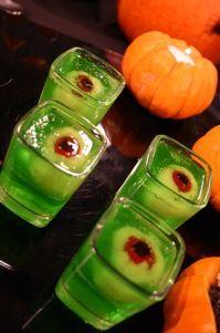 eyeball jello shots