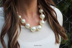 Beaded Pearl | $5.99 Necklace Sale | 40 Styles | Jane