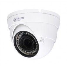 ICR Eyeball Dome Camera 3.6mm Dahua English HAC-HDW1200EM-A 2MP HDCVI IR Auto