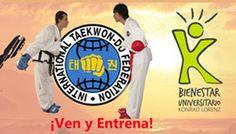 El Departamento de Bienestar Universitario tiene abiertas las inscripciones para las clases de taekwondo en diversos horarios semanales diurnos y nocturnos. Una oportunidad de aprender técnicas de defensa personal y realizar un buen ejercicio físico. Clic sobre el pin para más información.