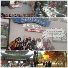 PENGEN EKSPLORE KOREA SEPUASNYA SEPERTI MEREKA YANG DI FOTO INI?! Ikutan #BeSurvivalInKorea 02-08 APRIL 2015 yuk. DENGAN Rp 2.800.000 SAJA kamu bisa tour ke Korea selama SEMINGGU. Ke Gyeongbokgung – Bukchon Hanok Village – Gwanghwamun Square – N Seoul Tower – Myeongdong – kantor agensi SM Entertainment – JYP Entertainment – Cube Entertainment – Banpo Bridge – Nami Island – Petite France. Info lengkap cek…
