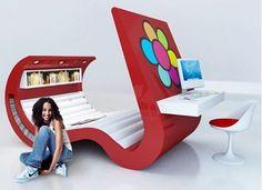 Media Comfort Center for Teens