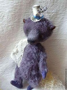 """Pattern teddy bear for sale. Выкройка """"Аромат лаванды"""" - белый,наташа мураша,выкройка кролика,выкройка тедди кролика"""
