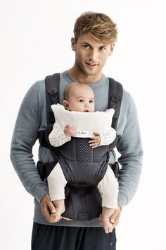 All the featured baby-carriers are made of extremely durable, soft and breathable materials in-order to provide optimum comfort to the baby and parent when traveling in Ergonomic Baby Carrier, Best Baby Carrier, Hip Dysplasia, 3d Mesh, Baby Bjorn, Filets, Baby Safe, Sporty Look, Free Baby Stuff