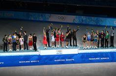 Figure Skating - Team - Medallists in figure skating team event