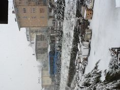 Neve a Mori il 18 marzo lunedi 2013 Falcef