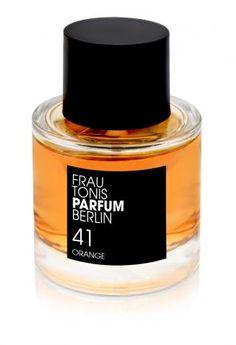 Frau Tonis Parfum | 41 Orange | Citrus | Unisex+Women | Orange, Green Notes
