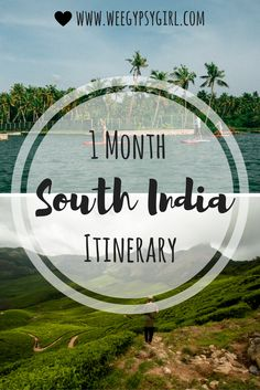 Want to spend one month travelling through Kerala, Goa and Karnataka? Click here to see the itinerary for my trip through the land of The Jungle Book!