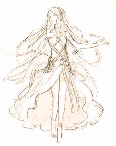 Aqua/Azura Fire Emblem: Fates