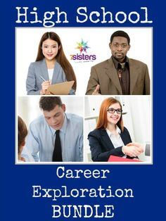 Don't forget to include Career Exploration on the homeschool transcript. Career Exploration Curriculum BUNDLE from 7 Sisters Homeschool is a comprehensive, Christian worldview, encouraging self-directed curriculum. Homeschool High School, College Majors, College Tips, Create A Resume, Interview Skills, Career Exploration, Thing 1, Resume Writing, Financial Literacy
