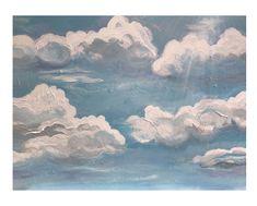 Acrylic Sky by Susan DiGironimo
