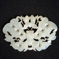 Jade butterfly. Qing dynasty