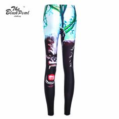 Fashion 3D Bear Digital Print wholesale Sexy Jeggings casual slim Pants Pencil Legging  Only $19.99 => Save up to 60% and Free Shipping => Order Now!  #print leggings outfit #dress #Fashion #girl #Digital #sport #yoga