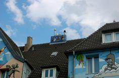 Streetart in Dusseldorf