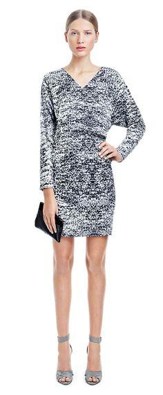 d8ebd8bf0aaa Print Dress - Dresses - Shop Woman - Filippa K Vårklänningar, Klänningar  För Arbete,