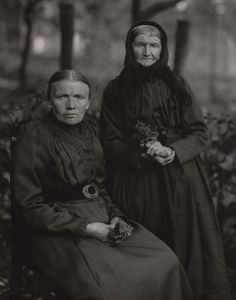 August Sander. Mother and Daughter. 1912