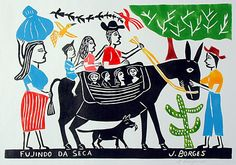 "Daily life event ""Fleeing the Drought."" Indigo Arts Gallery 