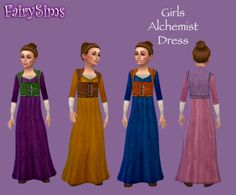 FairySims Medieval