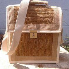 Vetiver/Jute Handmade sling bags by AaraTheTreasure on Etsy