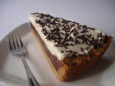 Receitas ao Desafio: Tarte de Chocolate Cá de Casa