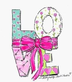 Love is at the basis of everything thing we do. Love yourself, love your kids, love your life. A life without love is no life at all. Lilly Pulitzer Prints, Lily Pulitzer, All You Need Is Love, Love Letters, Be My Valentine, Love Heart, Cute Wallpapers, Whimsical, Illustration Art