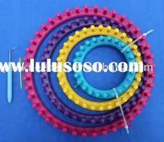 loom knitting patterns | ROUND LOOM KNITTING PATTERNS | FREE PATTERNS by TB Clowns
