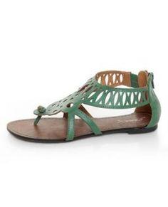 cute sandals. by bridgette.jons