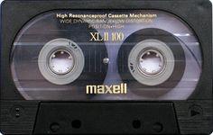 maxell XL II 100