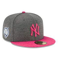 c84af9ad8a4 Derek Jeter New York Yankees New Era Number Retirement Mother s Day 59FIFTY  Fitted Hat - Heather Gray
