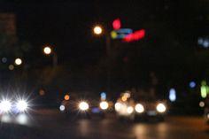 Street Night view