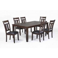 ''Cavani'' 5 Piece Dining Suite - Sears | Sears Canada Dining Bench, Dining Chairs, Dining Suites, Canada Shopping, Online Furniture, Mattress, Wonderland, Appliances, Stuff To Buy