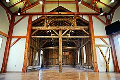 The beautiful Amelita Mirolo Barn.  A great space for weddings and events.    www.amelitamirolobarn.com