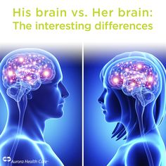Understanding your significant others brain may lead to a more satisfying relationship. #Health #Love #Relationships