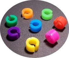 Mod Bangle Cuff Bracelets Made for Vintage Barbie 8 Colors | eBay