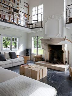 big living space