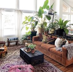 Another view of this cozy eclectic space