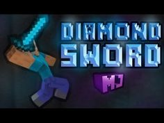 """""""Diamond Sword"""". A Minecraft Song and Animation. - YouTube"""