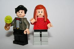 Attention Whovians: Lego Now Accepting 'Doctor Who' Designs!