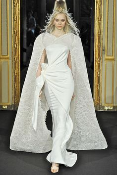 Alexis Mabille Haute Couture Spring Summer 2015, look 11. www.alexismabille.com