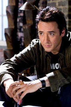 """John Cusack in """"High Fidelity"""" (2000). COUNTRY: United States. DIRECTOR: Stephen Frears."""