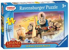 Thomas & Friends - Sodor's Legend of the Lost Treasure - 35 Piece Jigsaw…