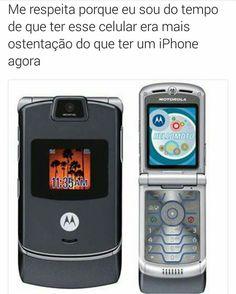 Esse celular Motorola