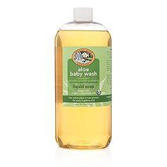 Dr Bronner Soap Liq Cstle Aloe Baby Unsce