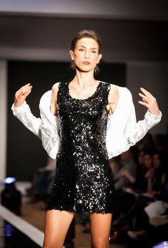 Pasarela GasteizOn, Marzo 2013. Stars, Formal Dresses, Black, Fashion, March, Walkway, Spring Summer, Feminine, Dresses For Formal