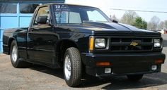 93 Chevy S10 -16th car too