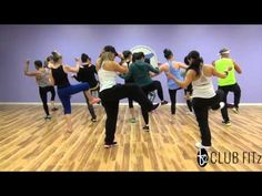 """CHUCUCHA"" by Ilegales- Choreo by Kelsi for CLUB FITz - YouTube"