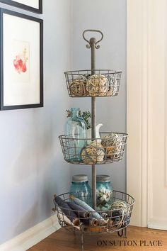 Decorating with Mason Jars   On Sutton Place