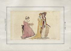 April 1804 fashion plate