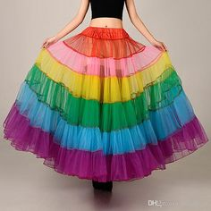 Petticoat For Wedding Dress, Long Petticoat, Fashion Through The Decades, Hoop Skirt, Dress Vestidos, Backless Prom Dresses, Lolita Dress, Tulle Dress, Dance Dresses